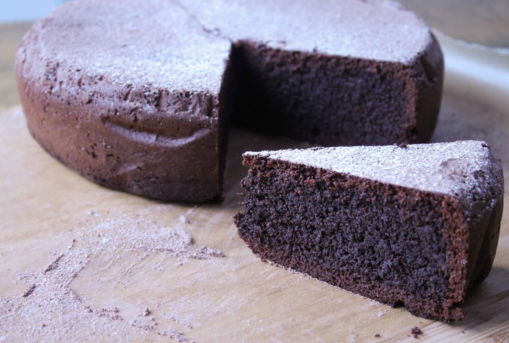 Dairy Free Chocolate Cake  ChelseaWinter Gluten nut & dairy free chocolate