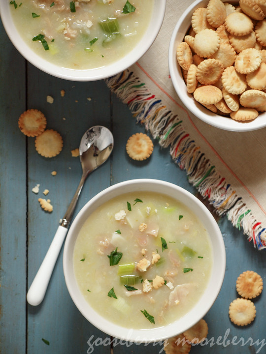 Dairy Free Clam Chowder  gooseberry mooseberry Clam Chowder Dairy Free