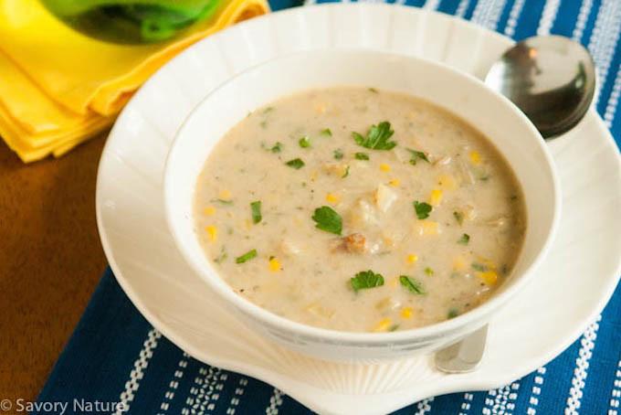 Dairy Free Clam Chowder  New England Clam Chowder – Dairy Free Gluten Free