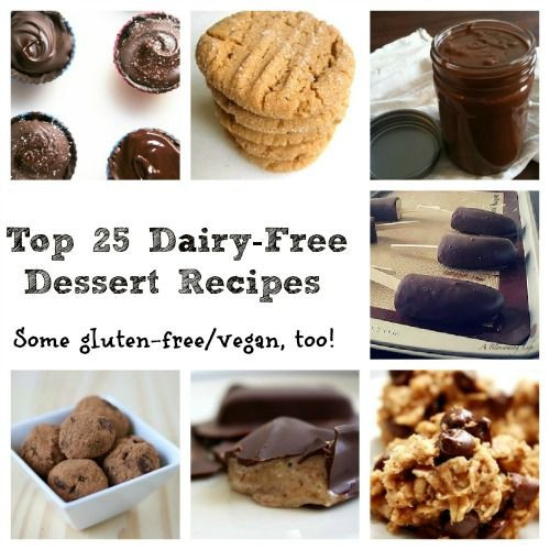 Dairy Free Dessert  17 Best images about For the sake of my nose on Pinterest