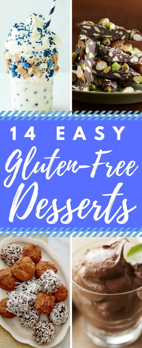 Dairy Free Desserts To Buy  14 Gluten Free Desserts That Don t Need Special