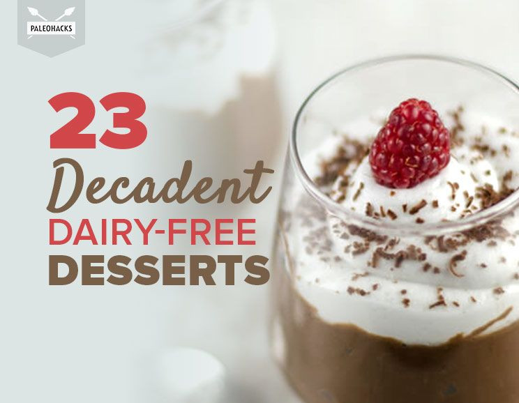 Dairy Free Desserts To Buy  23 Decadent Dairy Free Desserts