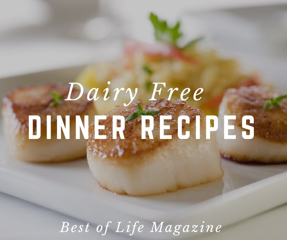 Dairy Free Dinner Recipes  Dairy Free Dinner Recipes 50 to Choose From Best of