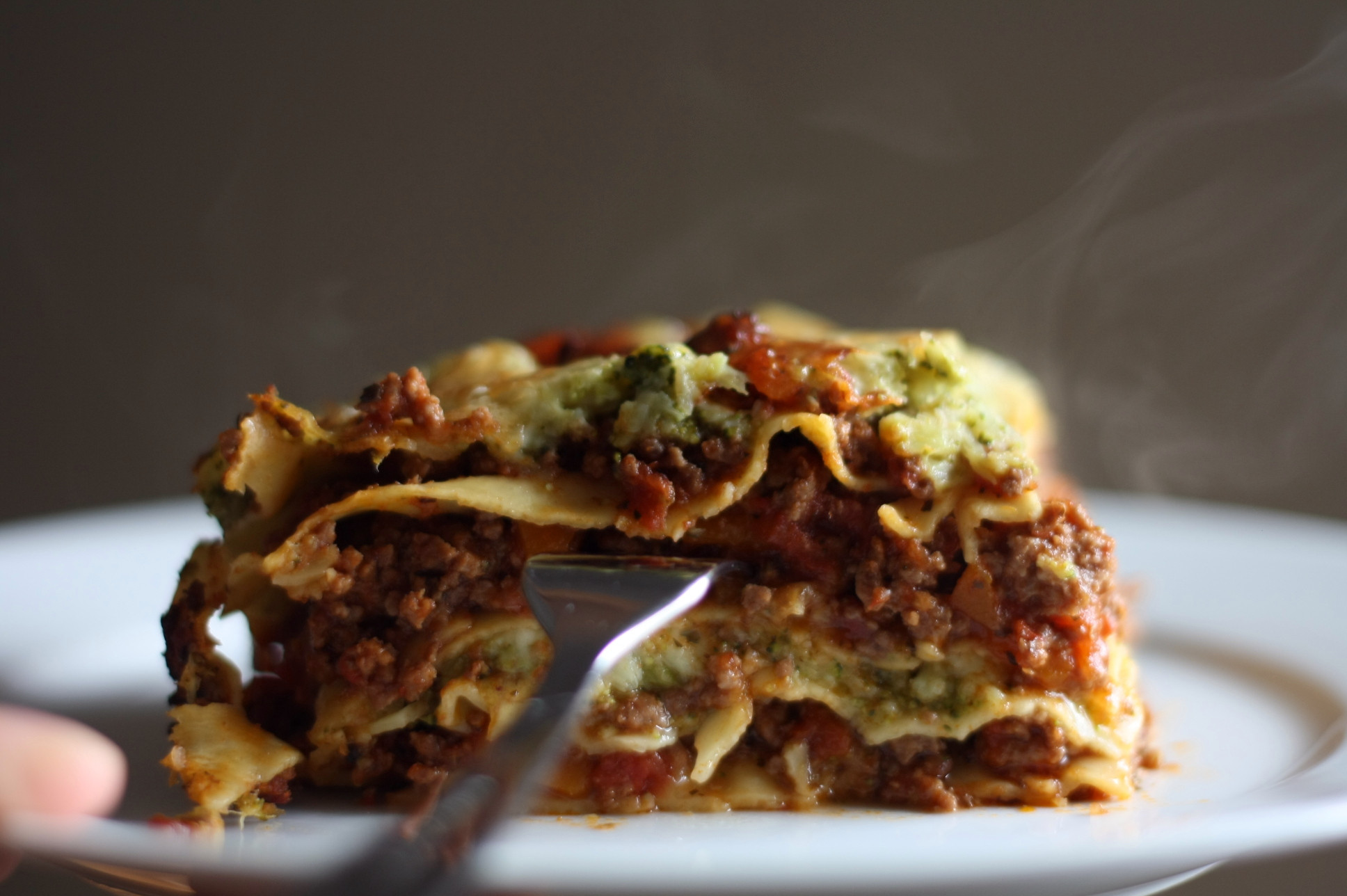 Dairy Free Lasagna  Dairy free Lasagna The Ultimate fort Food Not a