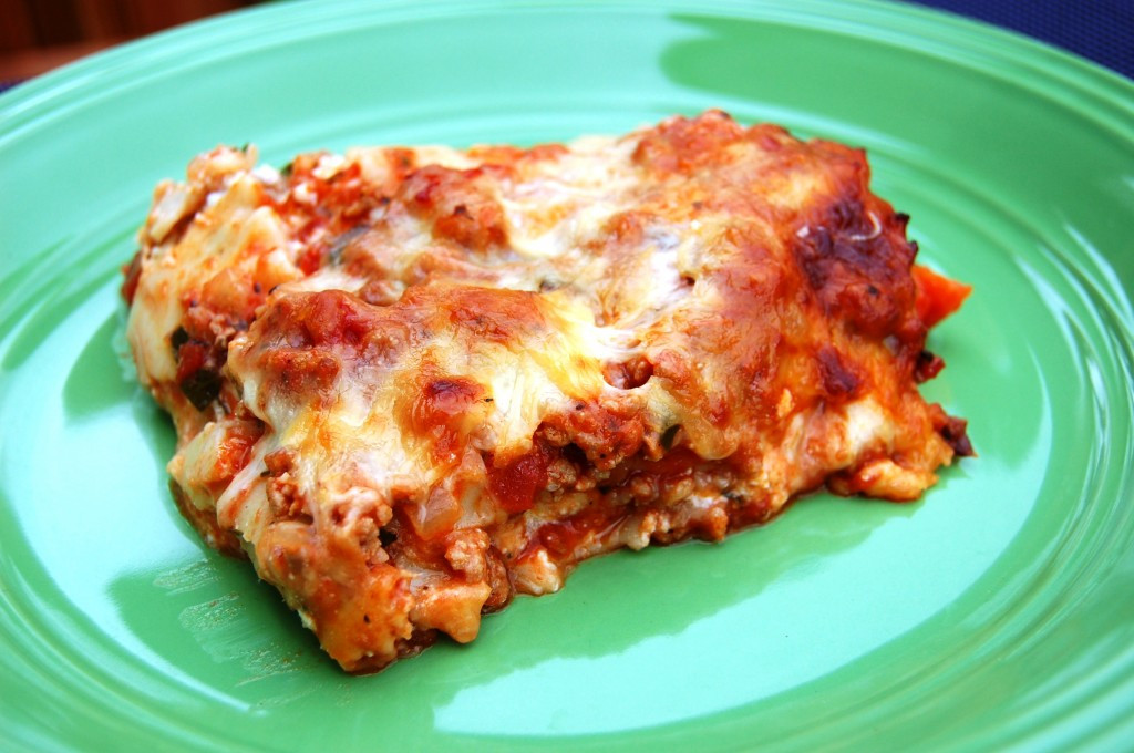 Dairy Free Lasagna  gluten free lasagna
