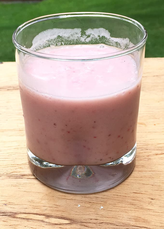 Dairy Free Smoothies  Dairy Free Strawberry Banana Smoothie