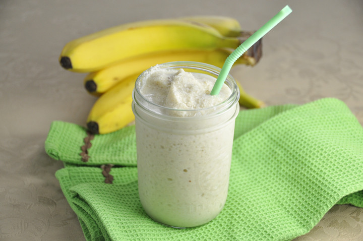 Dairy Free Smoothies  Banana Cashew Smoothie Dairy Free
