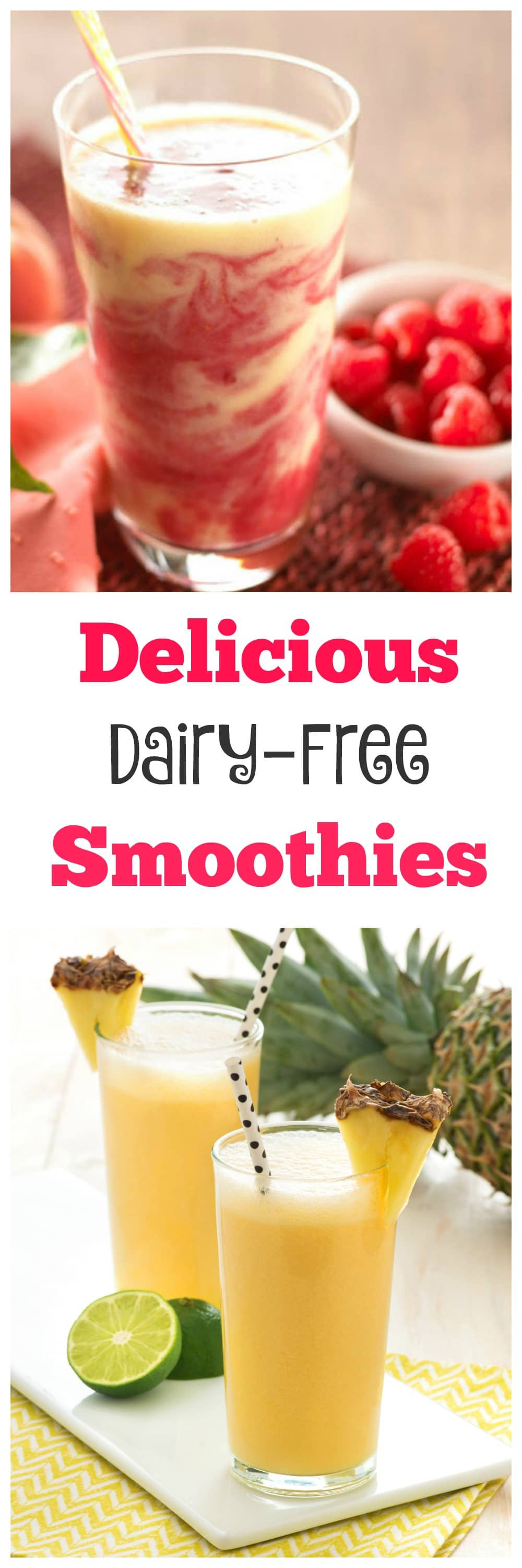 Dairy Free Smoothies  Delicious Dairy Free Smoothies