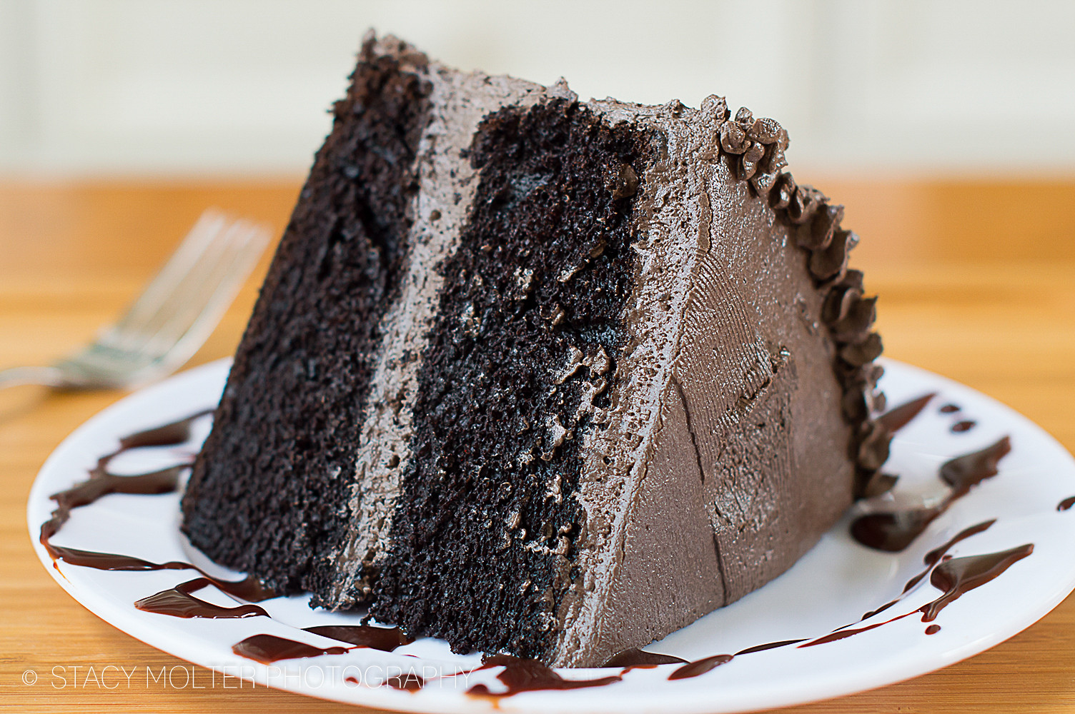Dark Chocolate Cake  Best Decadent Dark Chocolate Cake Recipe Ever Fancy Shanty