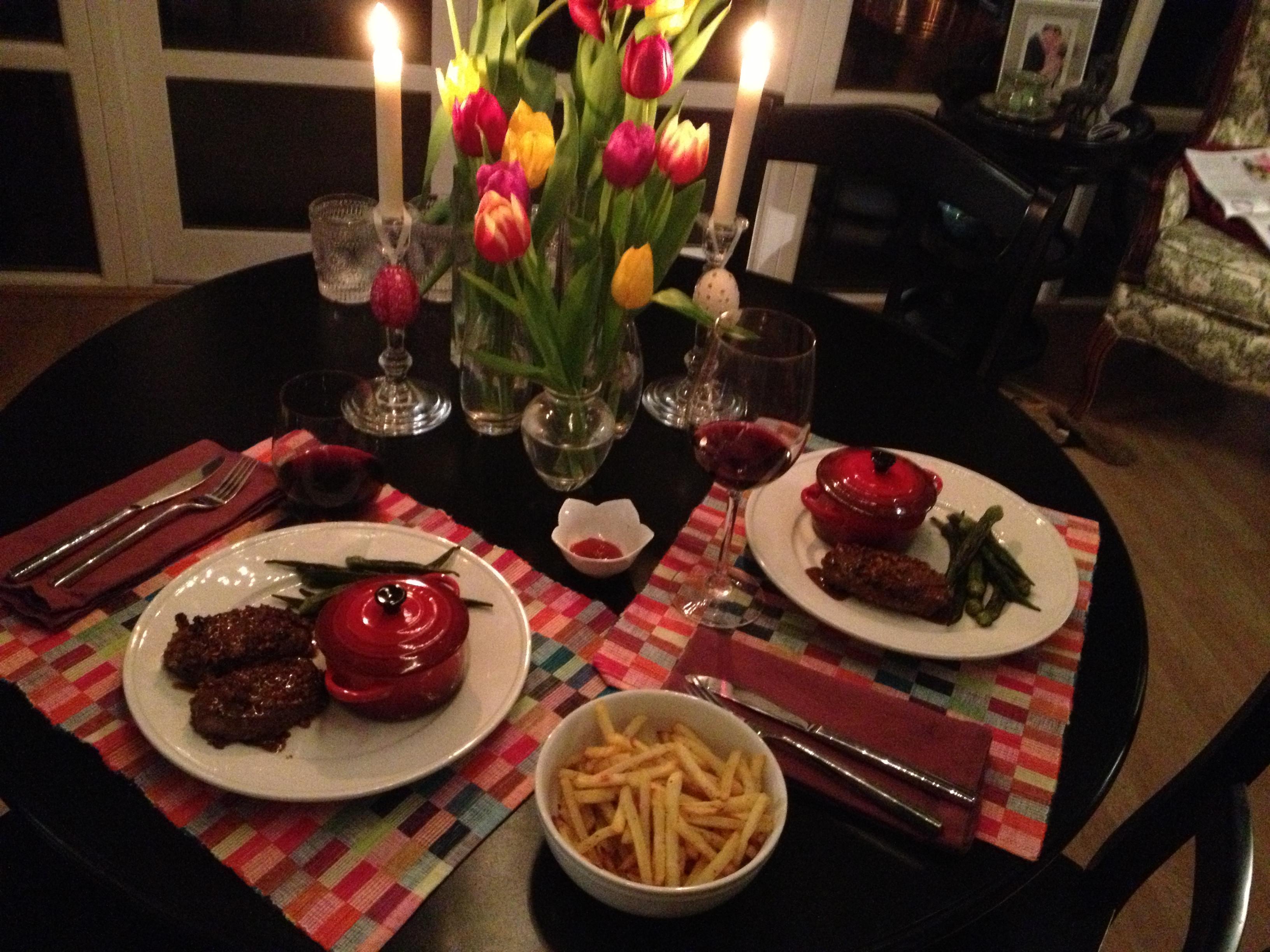 Date Night Dinners  Date Night Dinners