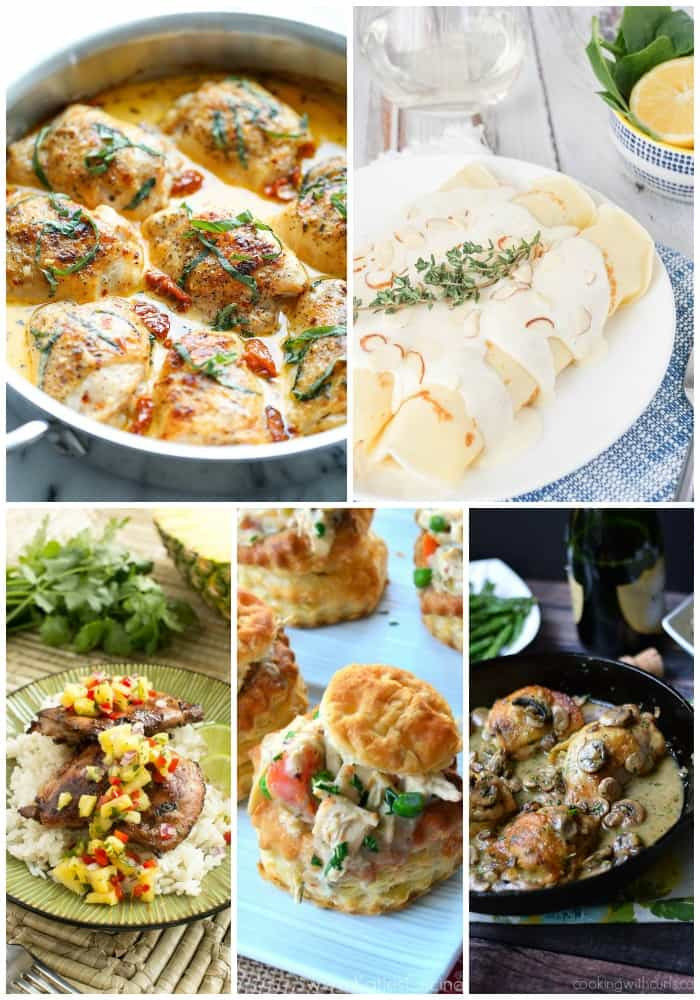 Date Night Dinners  25 Date Night Dinners ⋆ Real Housemoms