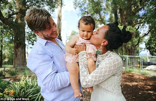 Daughter For Dessert Ch 4  MAFS star Zoe Hendrix shares sweet throwback to daughter