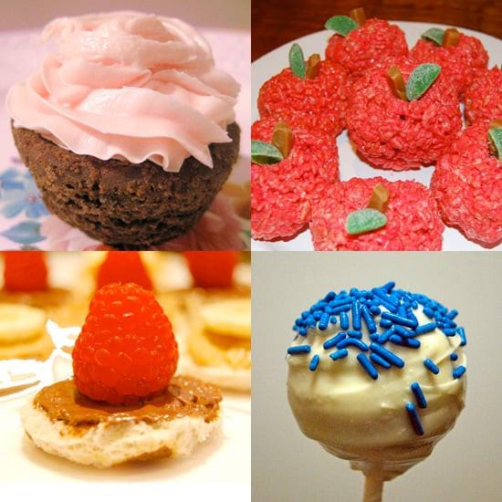 Daughter For Dessert Ch 8  Homemade Spring Desserts For Kids