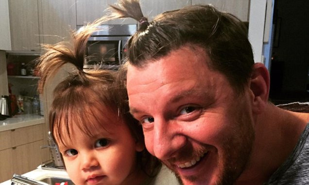 Daughter For Dessert Ch 8  Manu Feildel and his daughter Charlee sport matching
