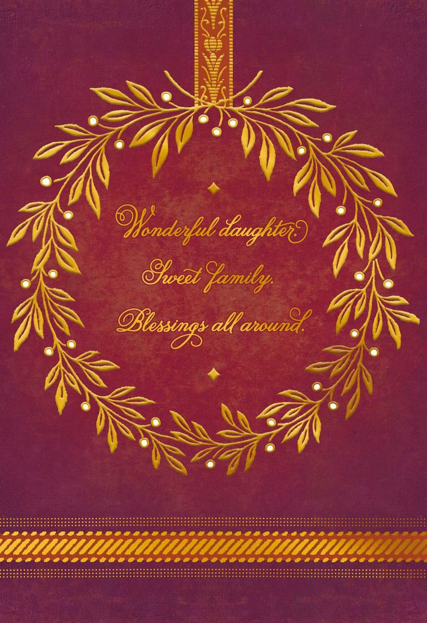 Daughter For Dessert Ch 8  Thanksgiving Cards