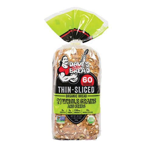 Dave'S Killer Bread Bagels  Shop For Dave s Killer Bread 21 Whole Grains Thin Sliced