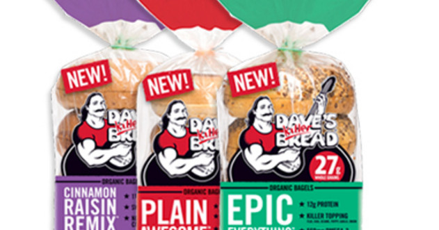 Dave'S Killer Bread Bagels  FREE Dave's Killer Bread Bagels Profreebies fan