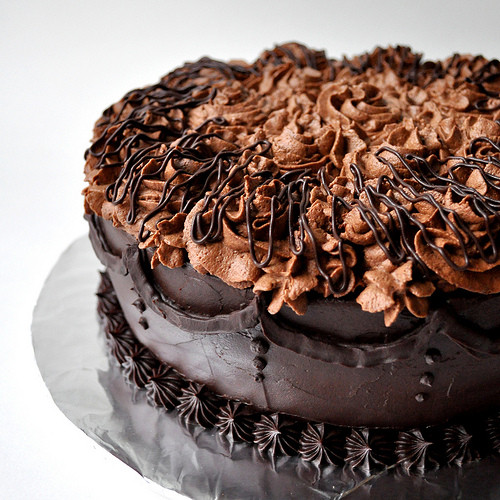 Death By Chocolate Cake  Blon s Cakes Death By Chocolate