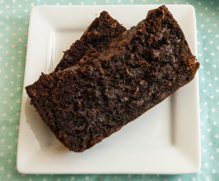 Death By Chocolate Zucchini Bread  Death by Chocolate Zucchini Bread Mindee s Cooking Obsession