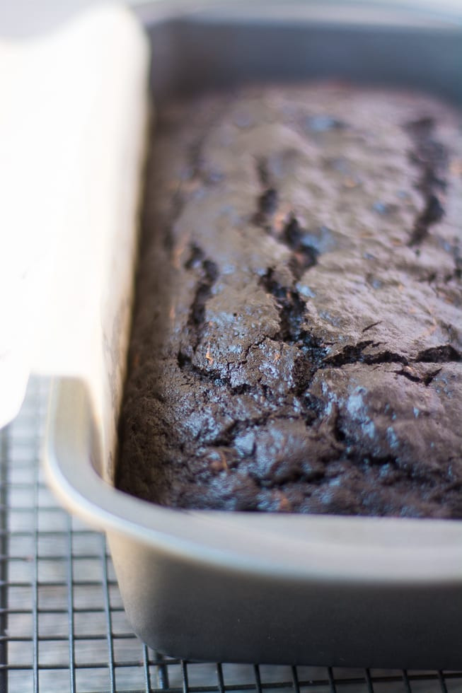 Death By Chocolate Zucchini Bread  Death By Chocolate Zucchini Bread