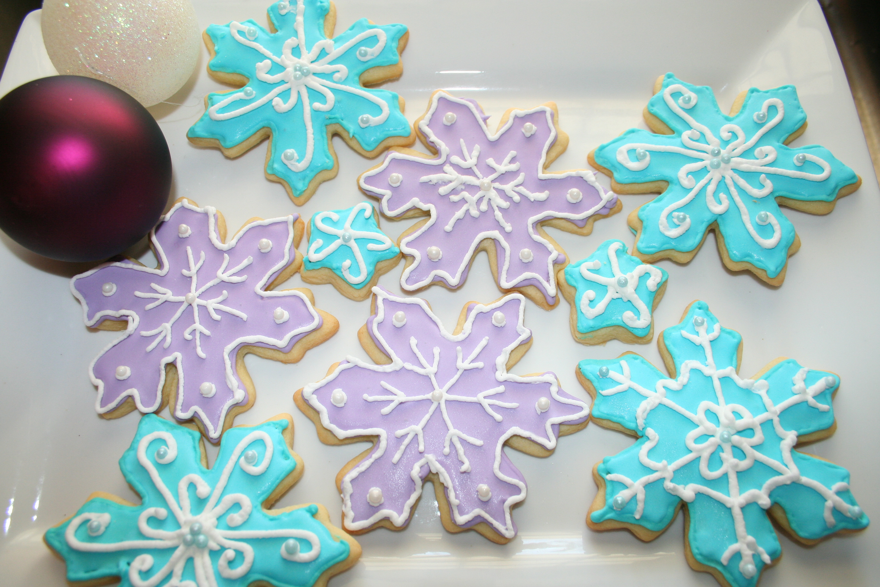 Decorated Sugar Cookies  Ultimate Sugar Cookies – Decorated for Christmas