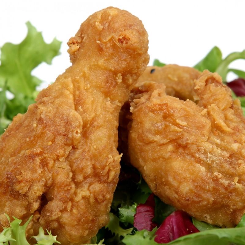Deep Fried Chicken Legs  Deep Fried Drumsticks Recipe