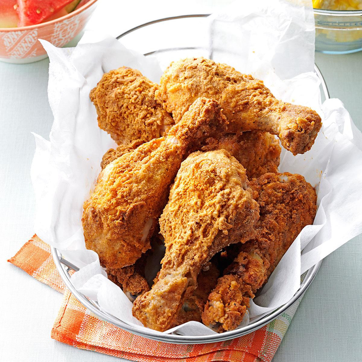 Deep Fried Chicken Legs  Oven Fried Chicken Drumsticks Recipe