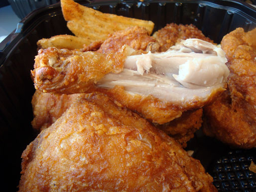 Deep Fried Chicken Legs  Deep Fried Chicago Fried Chicken from Mariano s Fresh