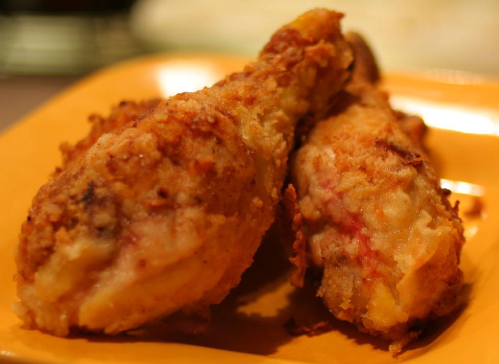 Deep Fried Chicken Legs  Fried Chicken Caribbean Style