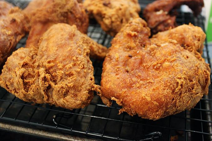 Deep Fried Chicken  best deep fried chicken batter recipe