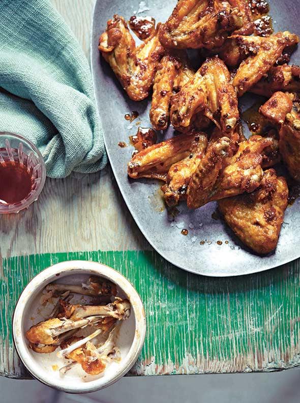 Deep Fried Chicken Wings Recipe  Deep Fried Chicken Wings Recipe