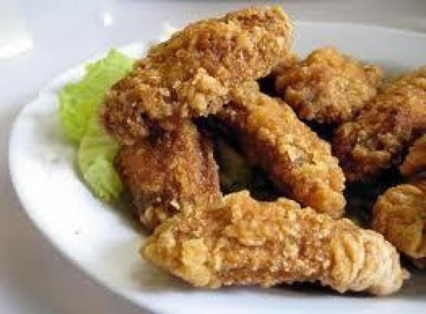 Deep Fried Chicken Wings Recipe  Laura s Favorite Deep Fried Chicken Wings Recipe