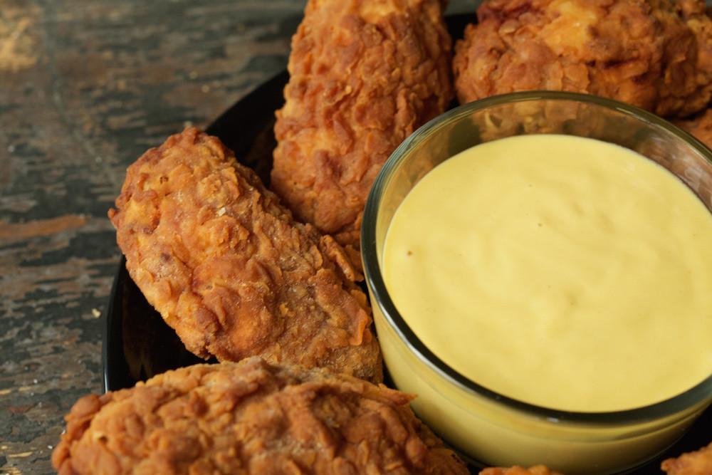 Deep Fried Chicken Wings Recipe  Buttermilk Deep Fried Chicken Wings Recipe