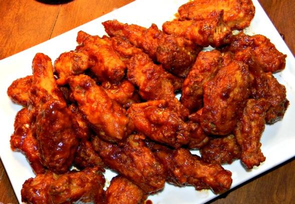 Deep Frying Chicken Wings  chicken wings in deep fryer how long