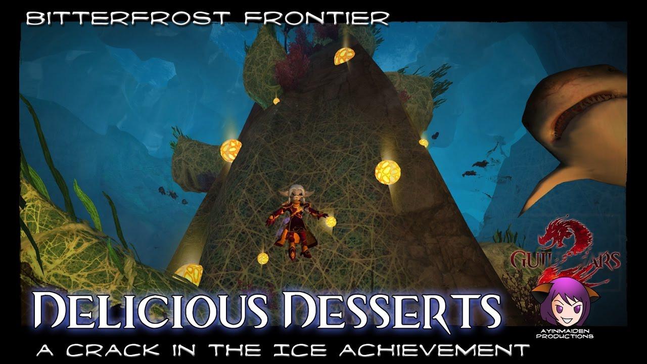 Delicious Desserts Gw2  Guild Wars 2 ★ Delicious Desserts achievem