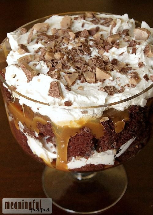Delicious Easy Desserts  25 best ideas about Chocolate Trifle on Pinterest