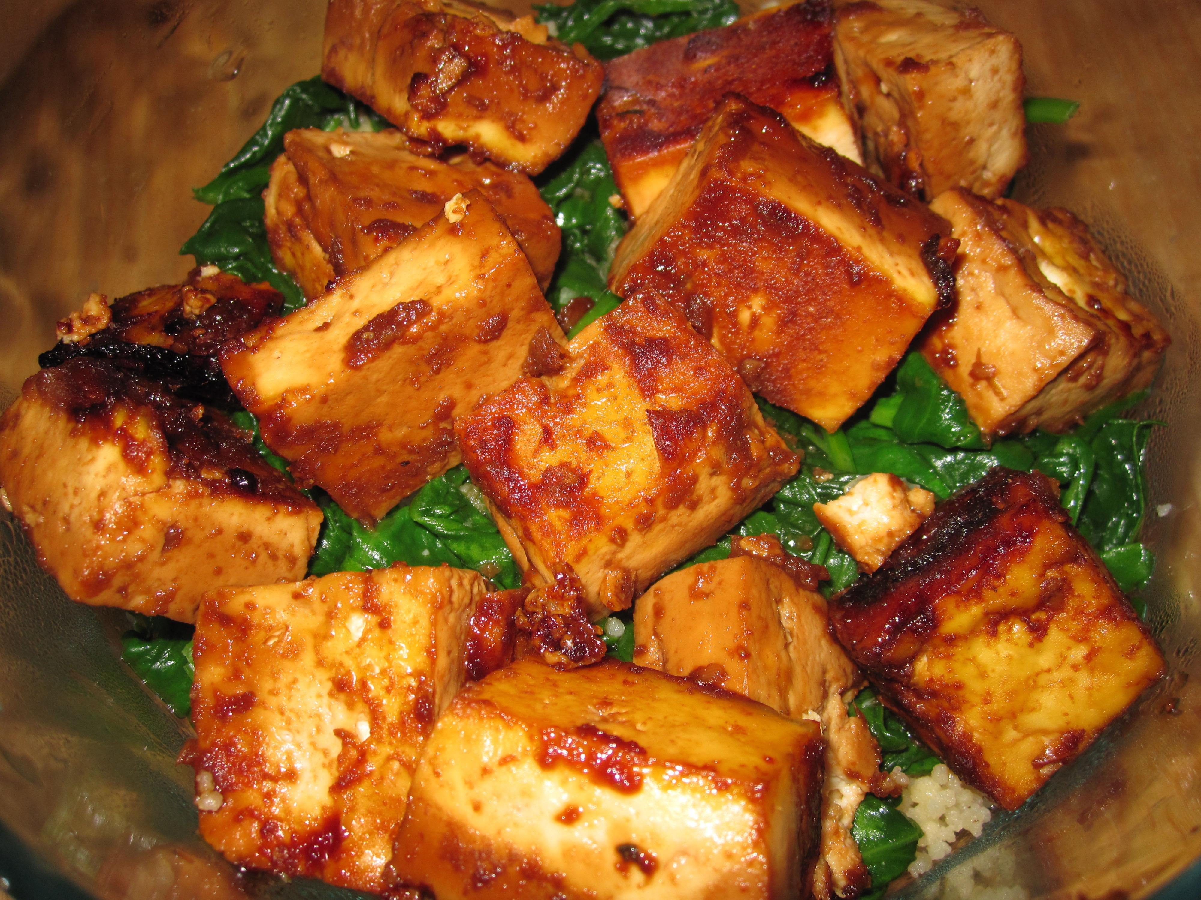 Delicious Tofu Recipes  best baked tofu