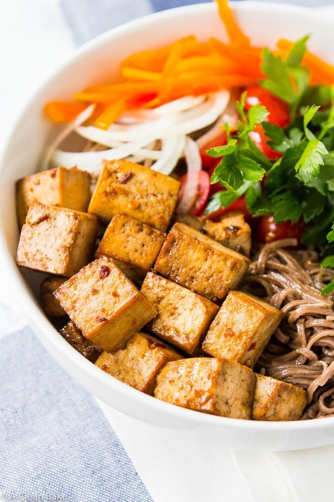 Delicious Tofu Recipes  baked tofu dishes
