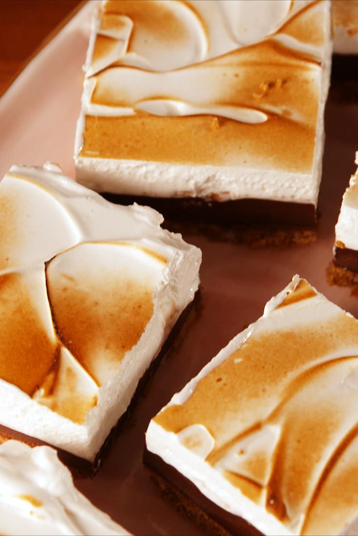 Delish Dessert Recipes  50 Best S mores Recipes Ideas for Smores Desserts
