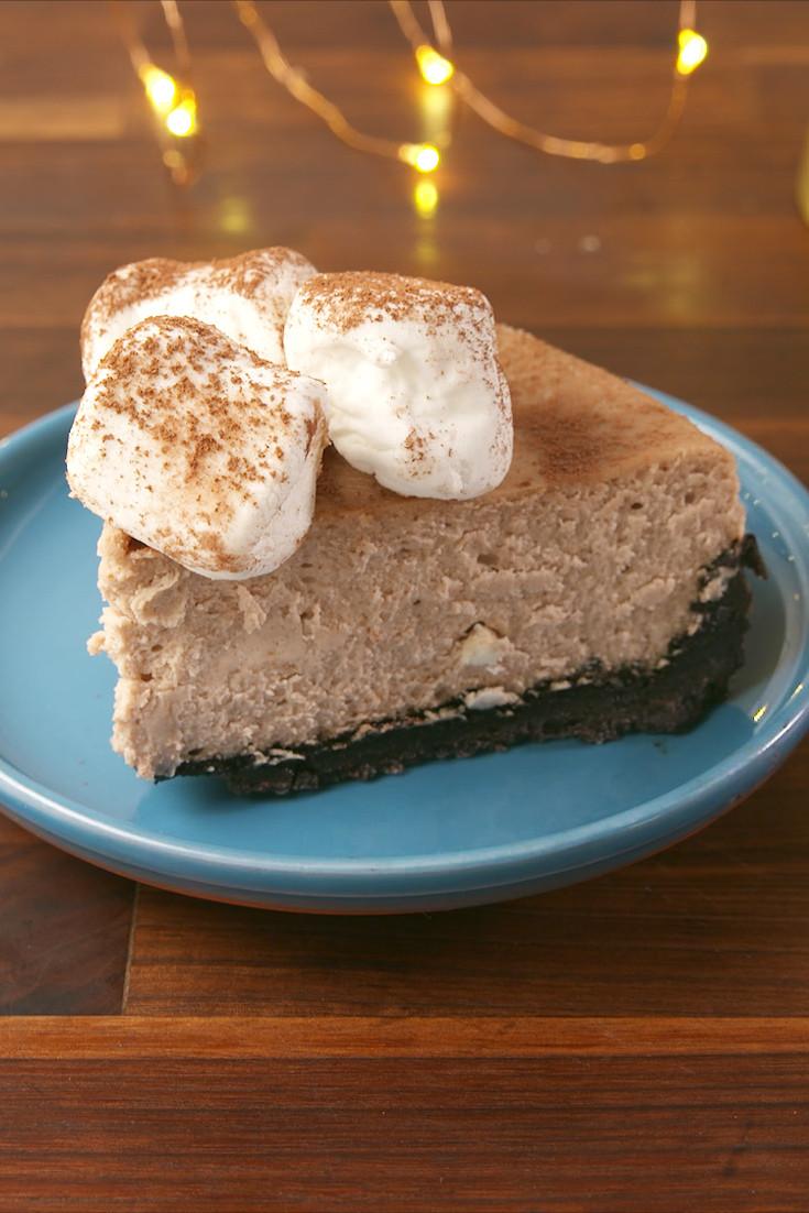 Delish Dessert Recipes  20 Hot Chocolate Dessert Recipes Hot Cocoa Desserts