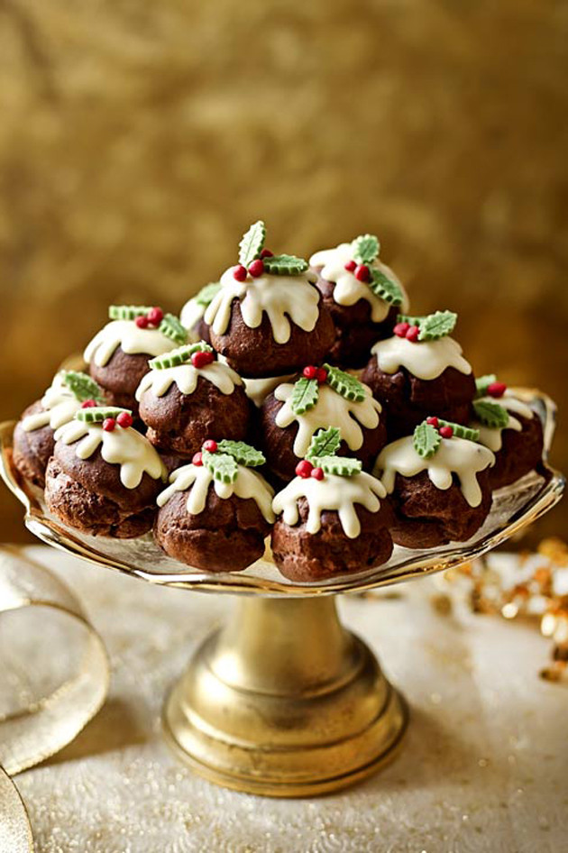 Dessert For Christmas  Unbelivably good chocolate Christmas desserts Woman s own