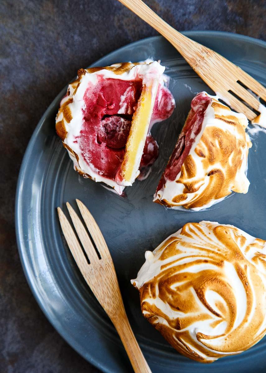 Dessert For Two  Baked Alaska