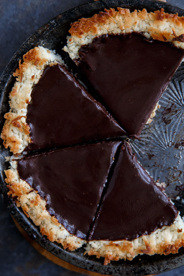 Dessert For Two  Easiest Chocolate Pie Dessert for Two
