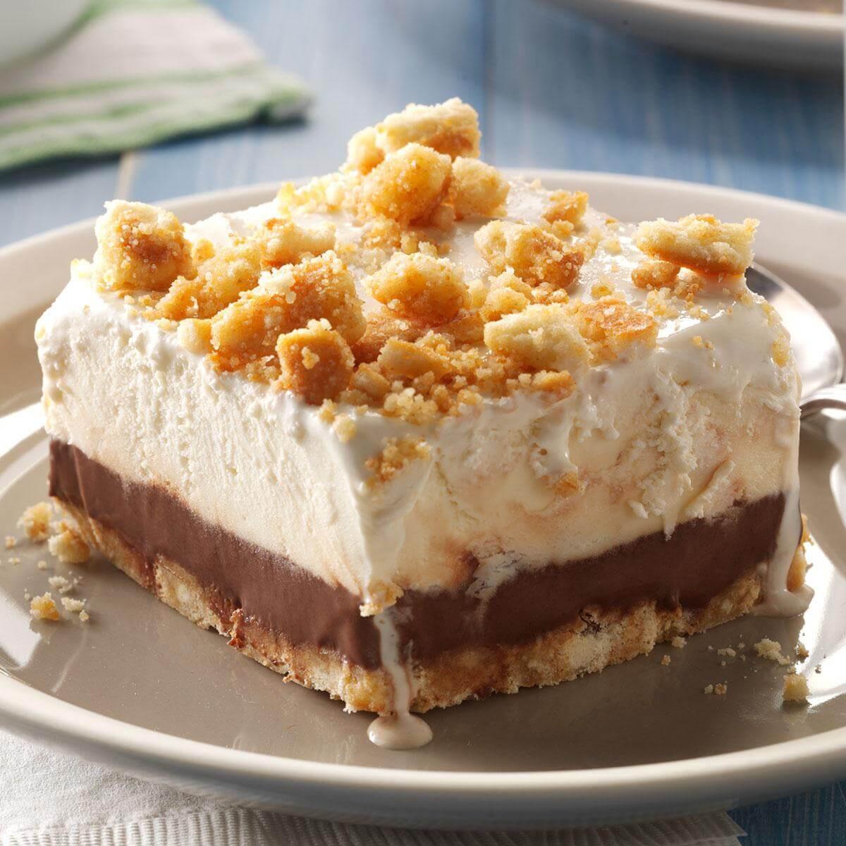 Dessert Ice Cream  Easy Ice Cream Sundae Dessert Recipe