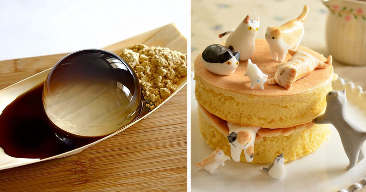 Dessert In Japanese  25 Adorable Japanese Sweets That Might Be Too Cute To Eat