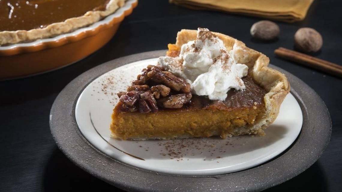 Dessert Kansas City  Thanksgiving dessert recipe Browned Butter Caramel Sweet