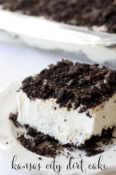 Dessert Kansas City  Kansas City Dirt Cake