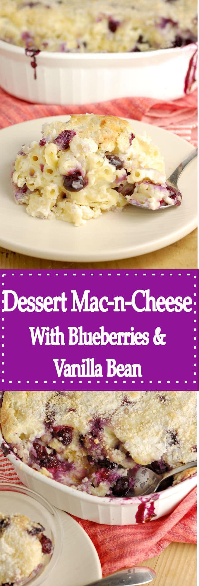 Dessert Macaroni And Cheese  Dessert Macaroni and Cheese Baking Sense