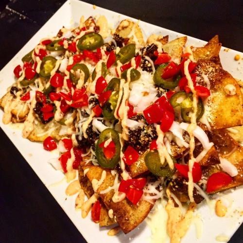Dessert Nachos Bww  dessert nachos