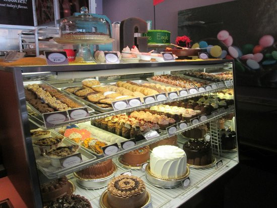 Dessert Place In Houston  OMG Picture of Dessert Gallery Bakery & Cafe Houston